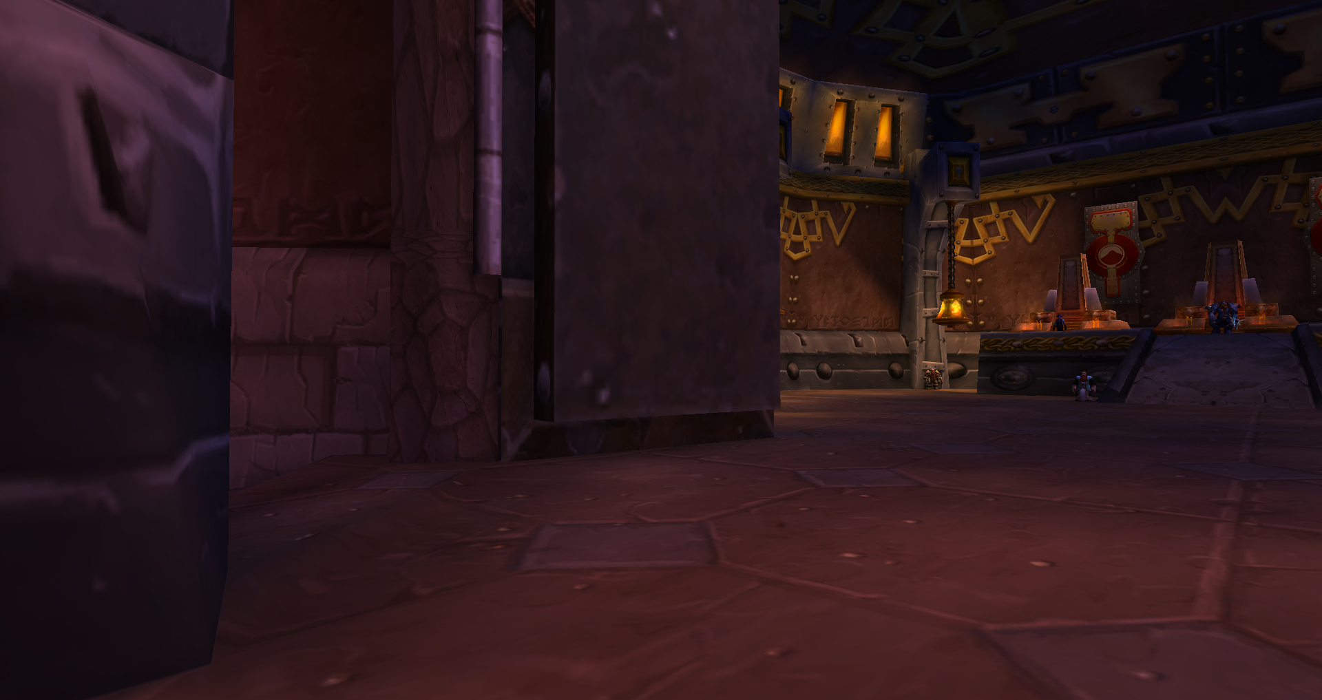 Ironforge Throne room door