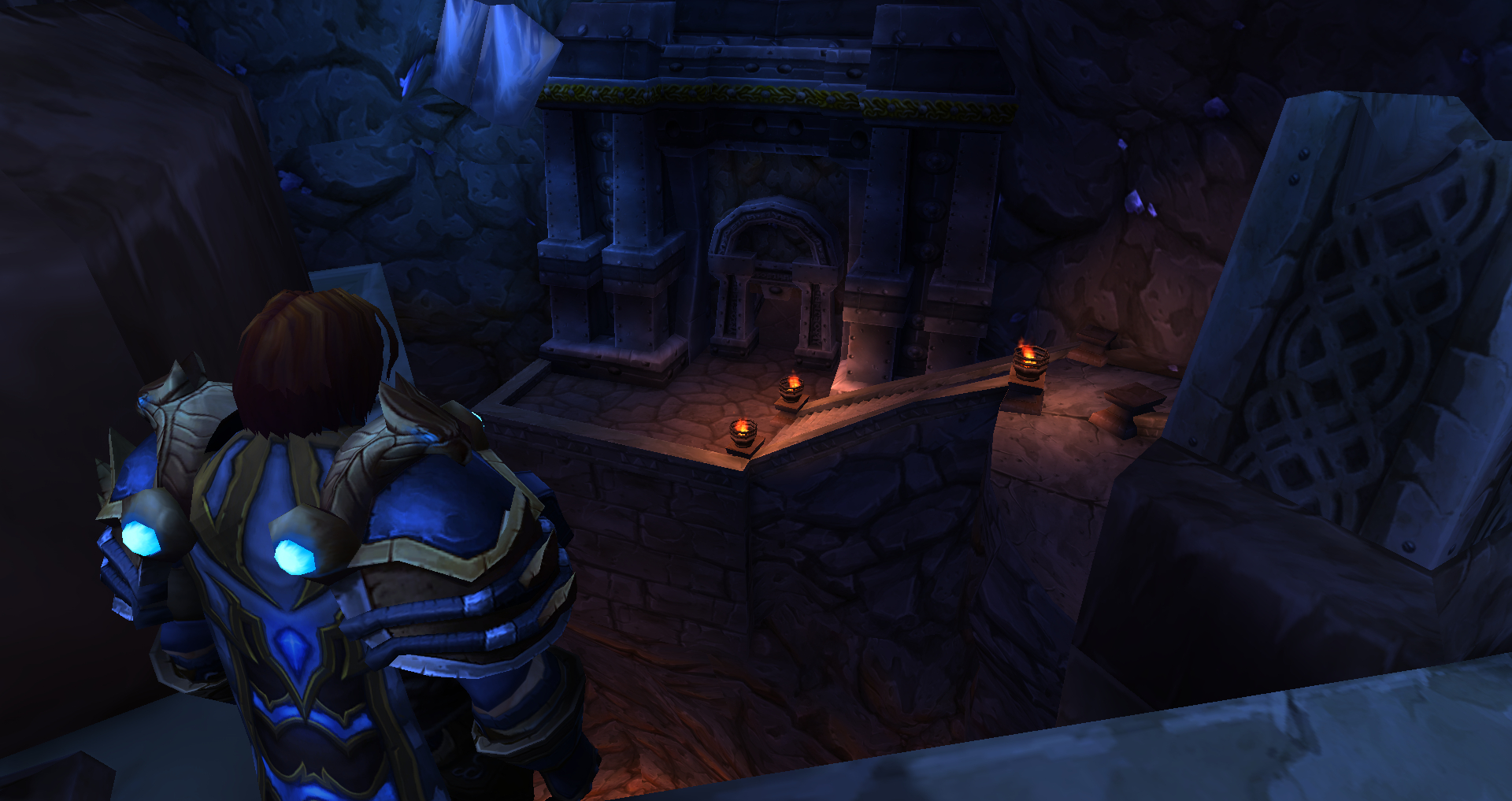 Old Ironforge entryway