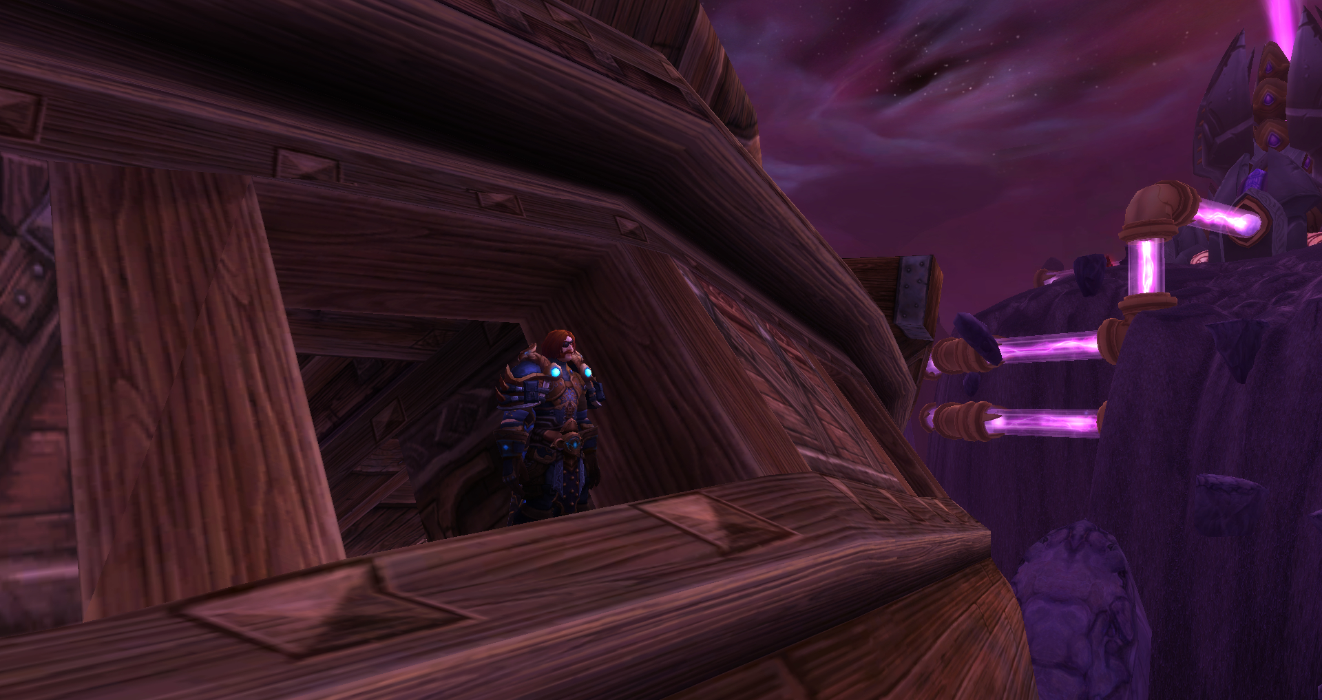 twisting nether shipwreck
