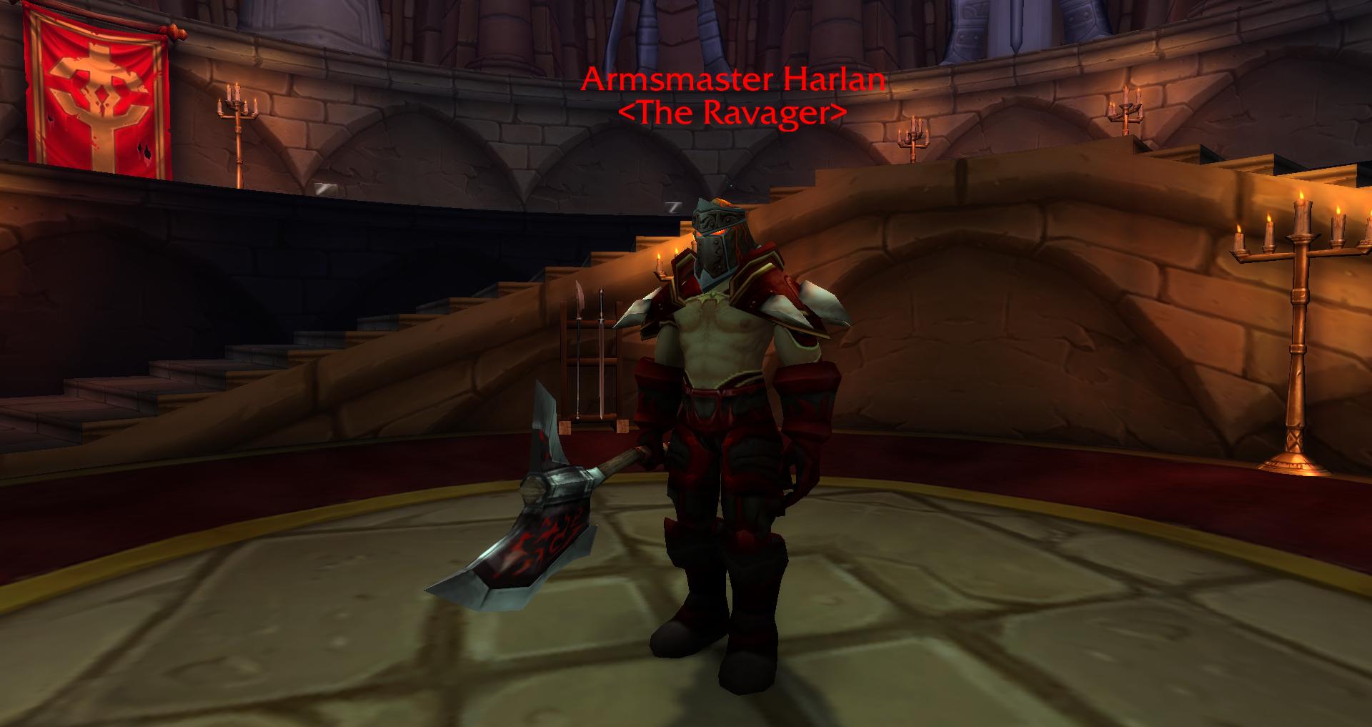 Armsmaster Harlan
