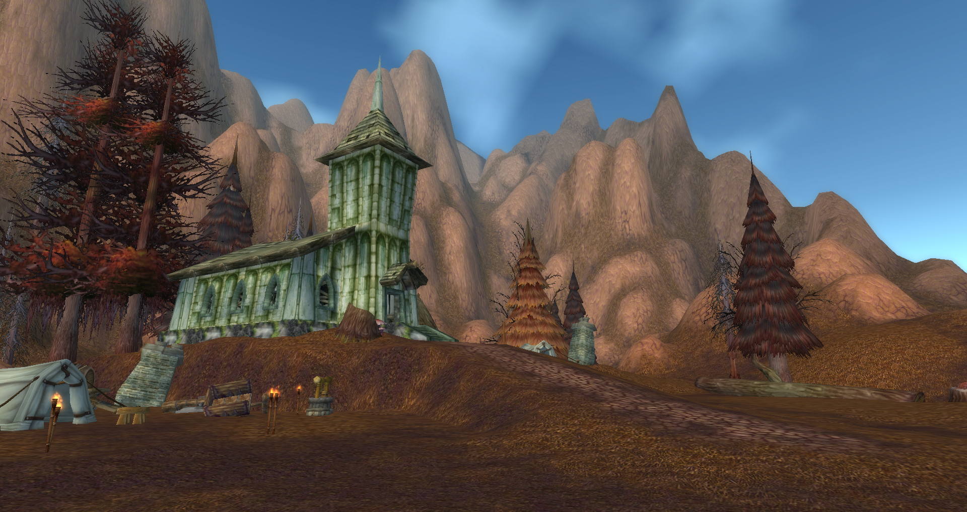 Naxxramas light's hope chapel