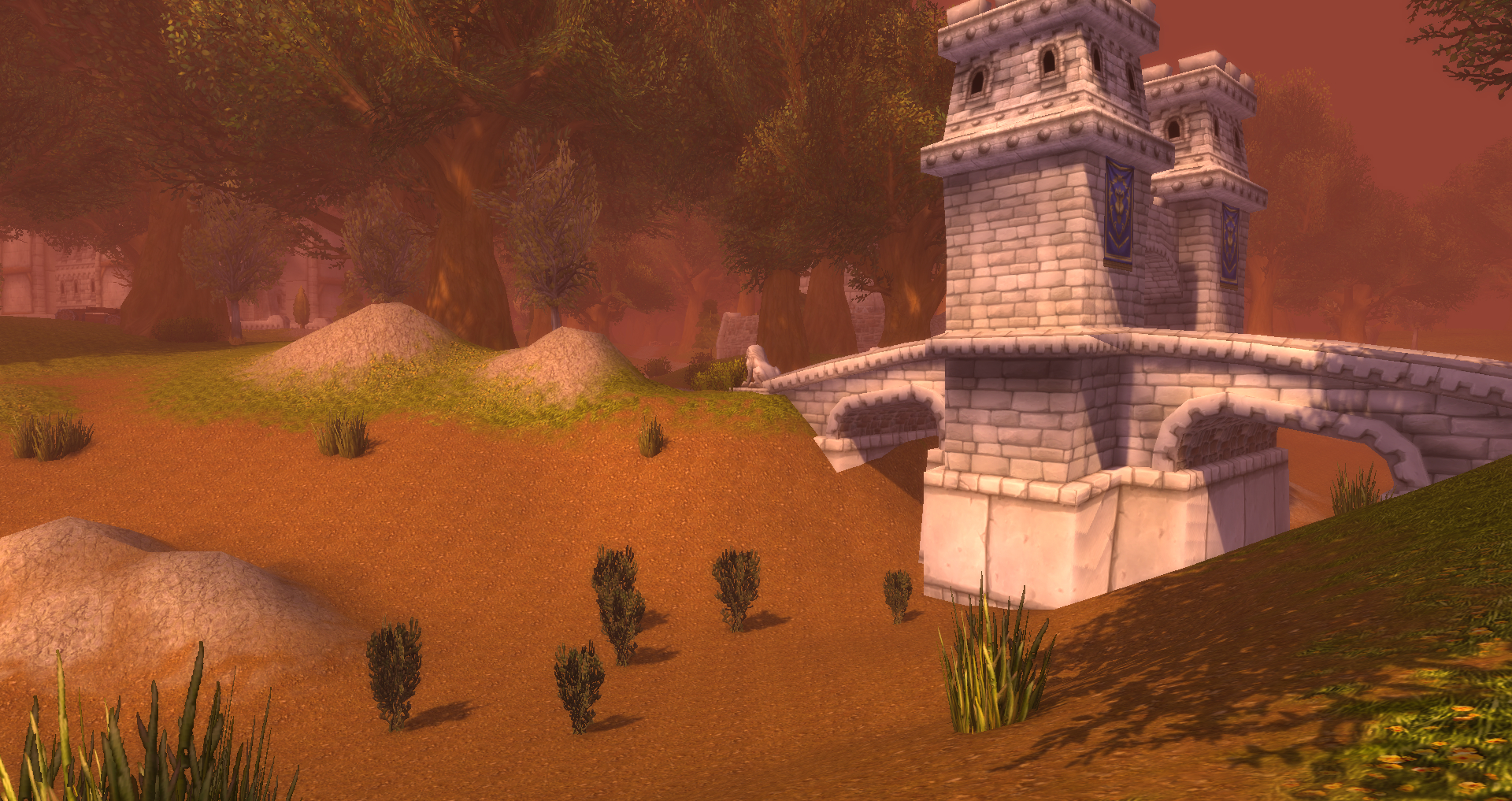 instanced westfall bridge