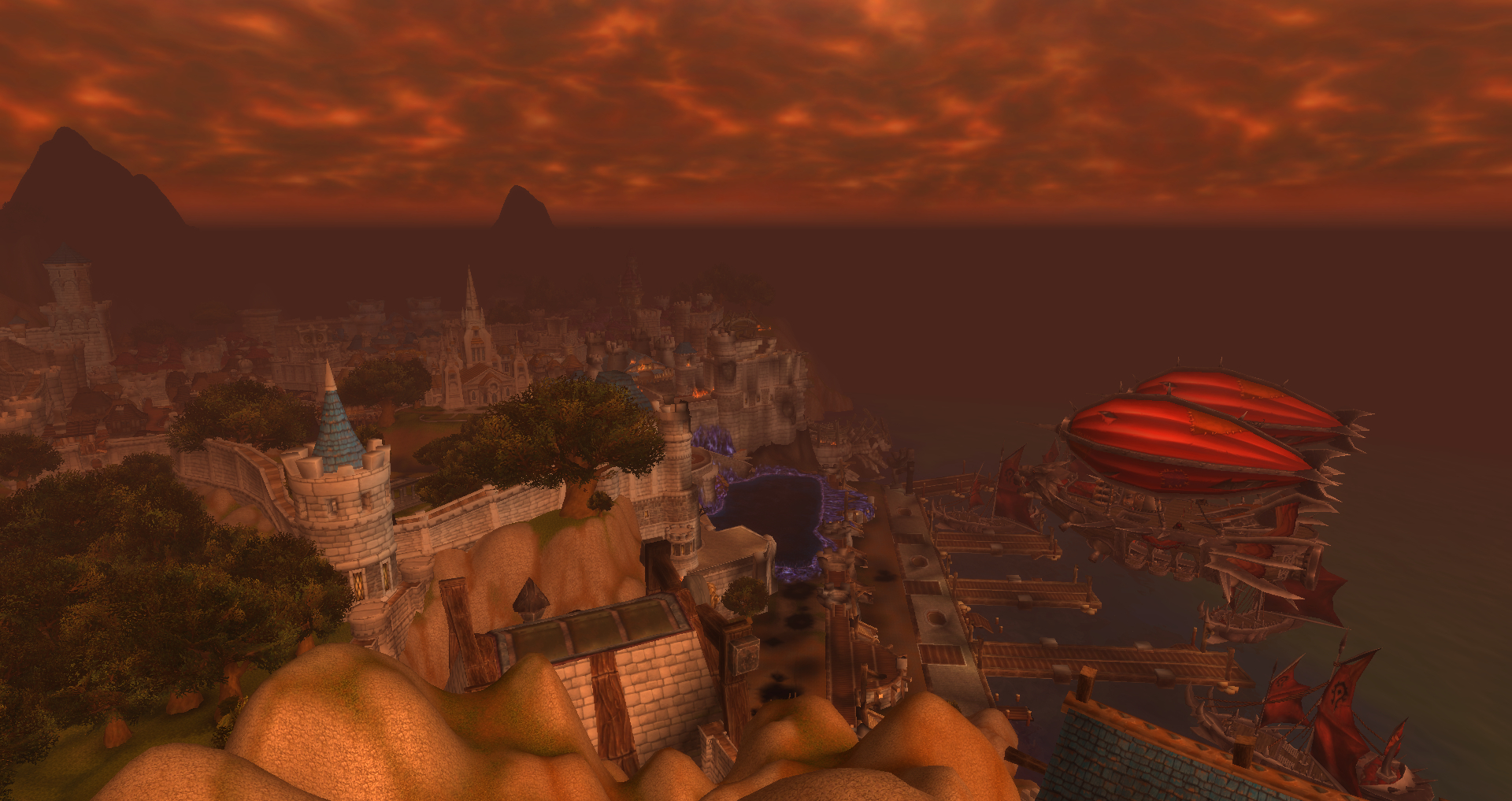ruins of stormwind