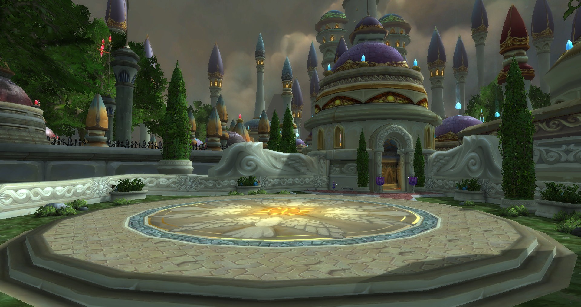 End time Dalaran