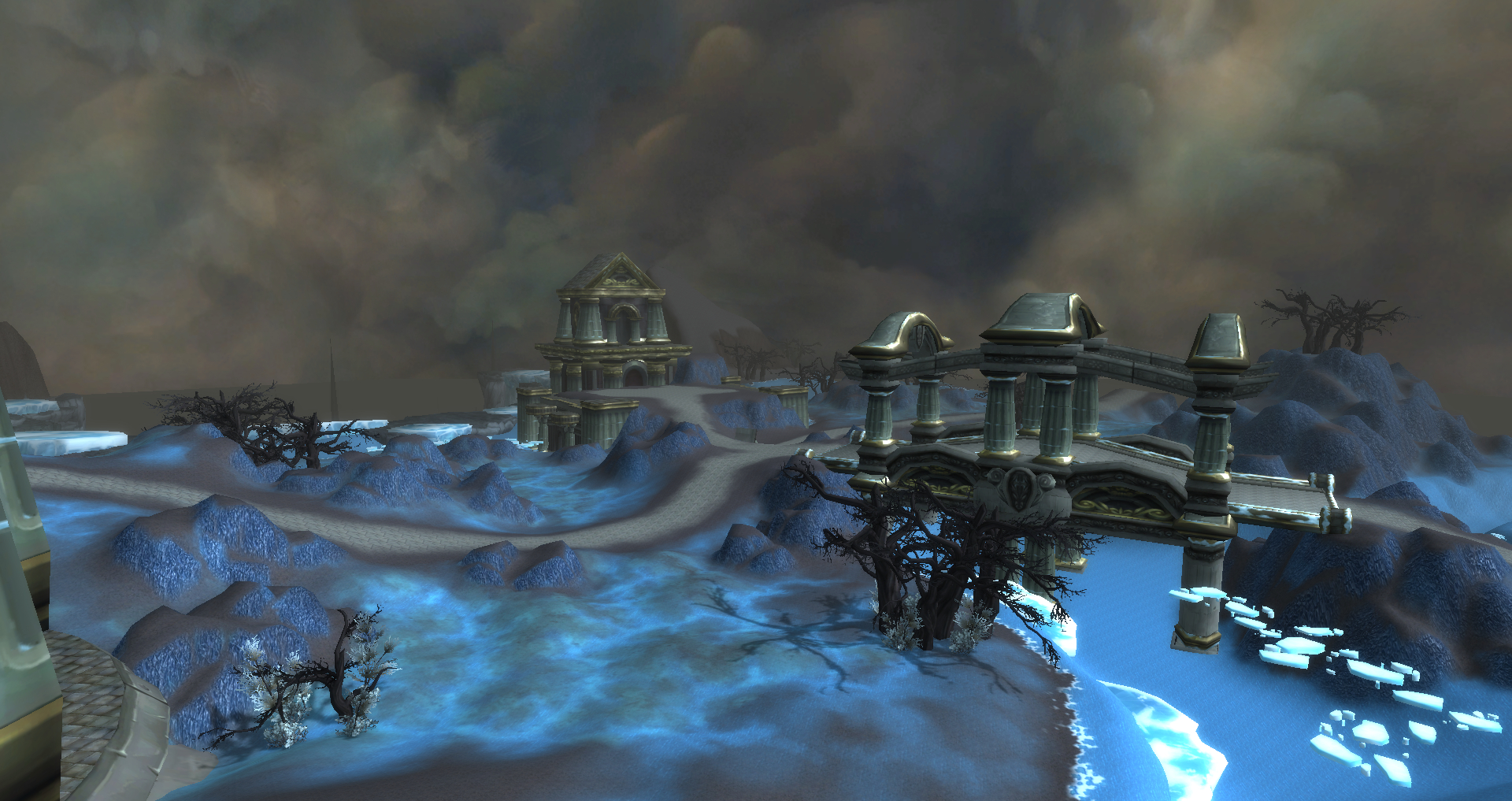 Wintergrasp end time