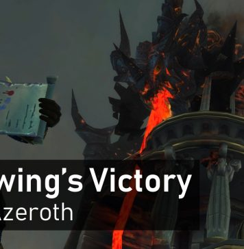 Deathwing's victory