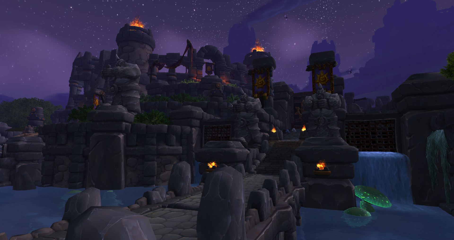 Instanced highmaul front