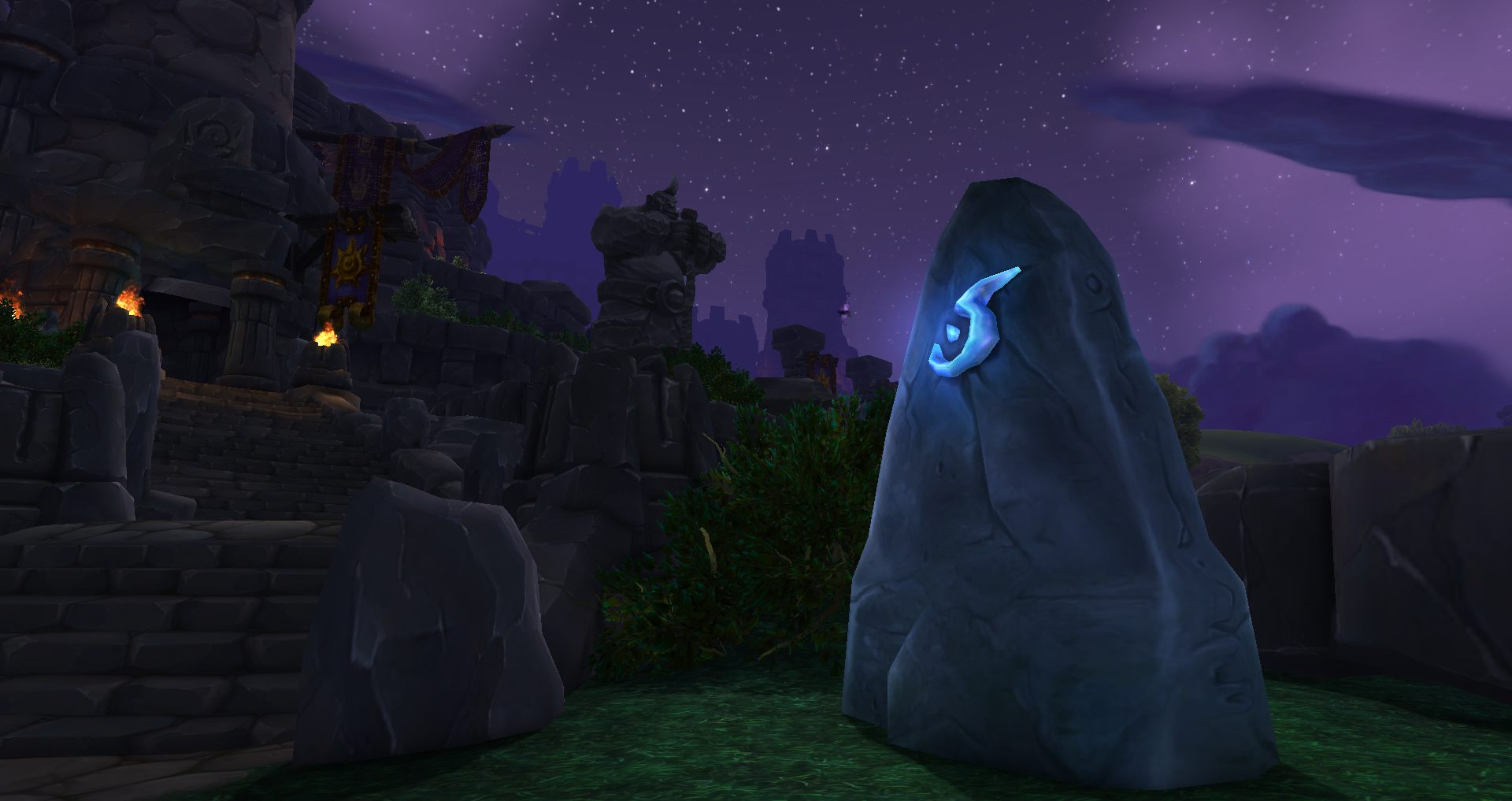 highmaul summoning stone