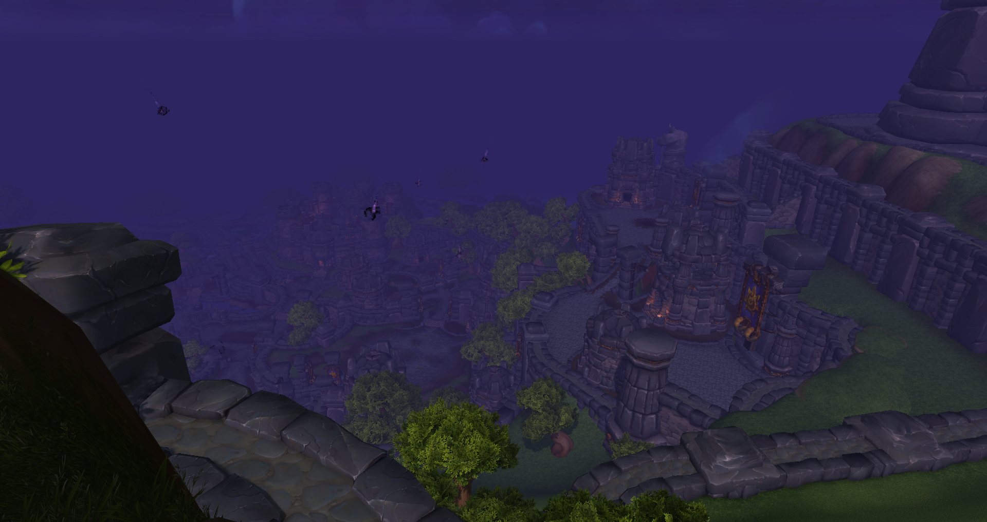 instanced highmaul