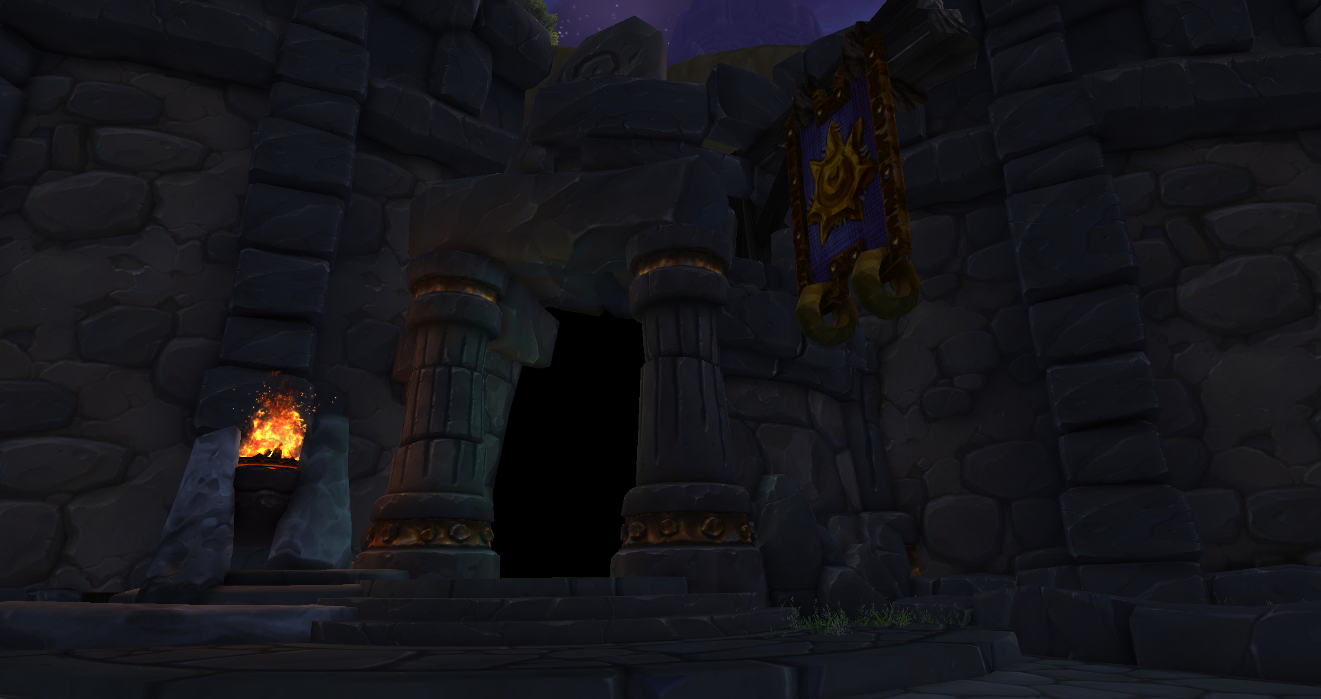 highmaul unfinished building