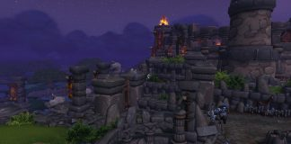 outside highmaul
