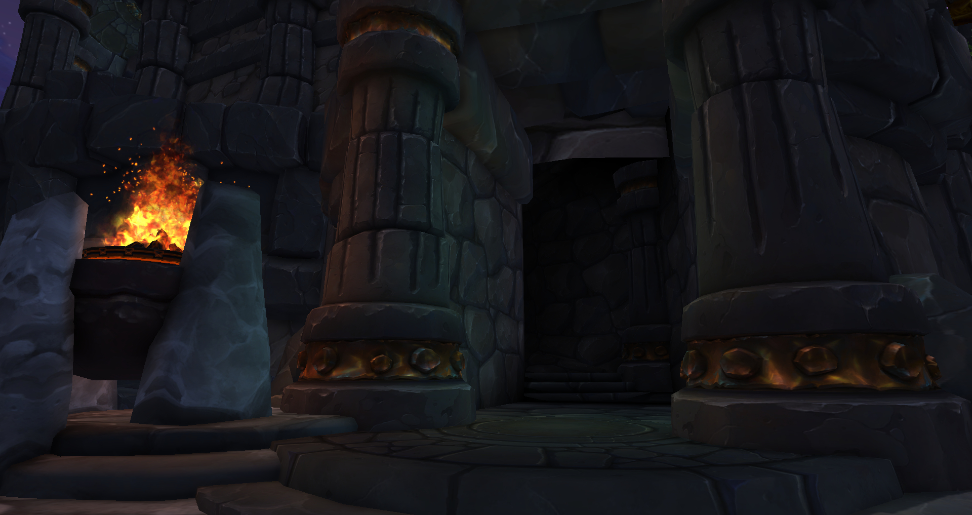 Highmaul entrance