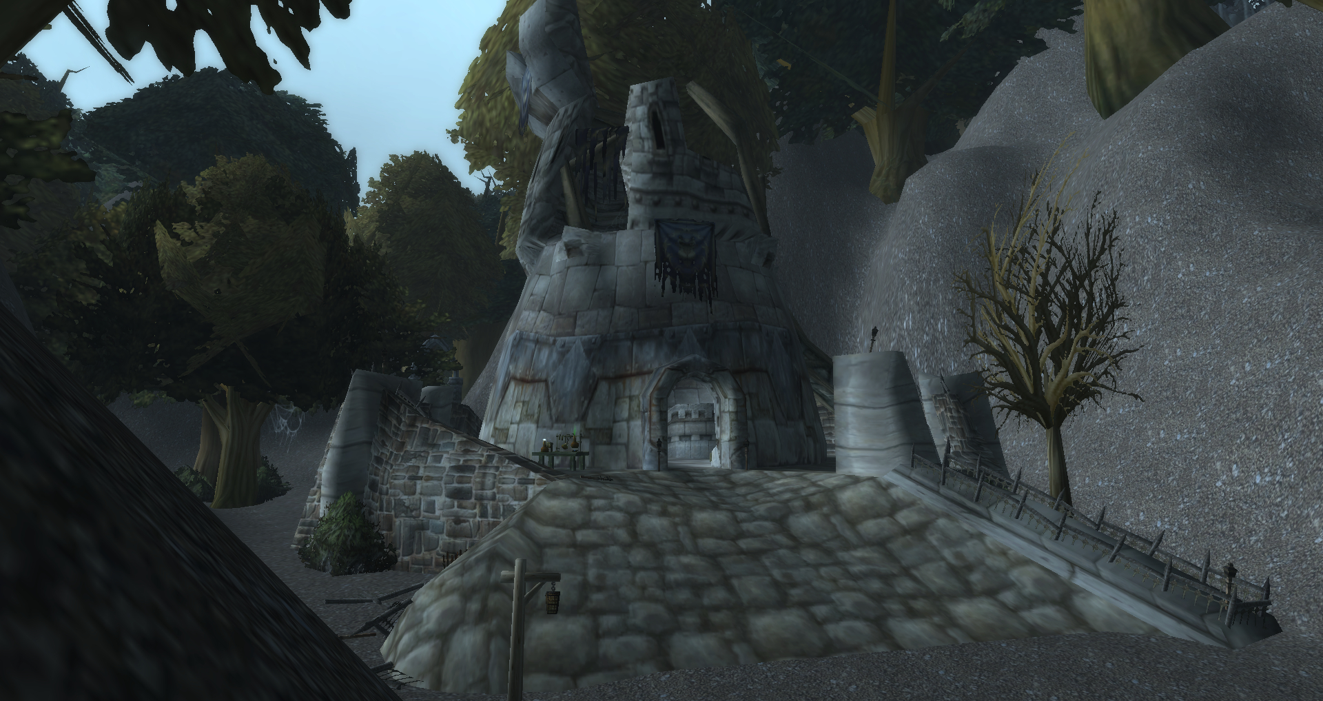 darkshire tower