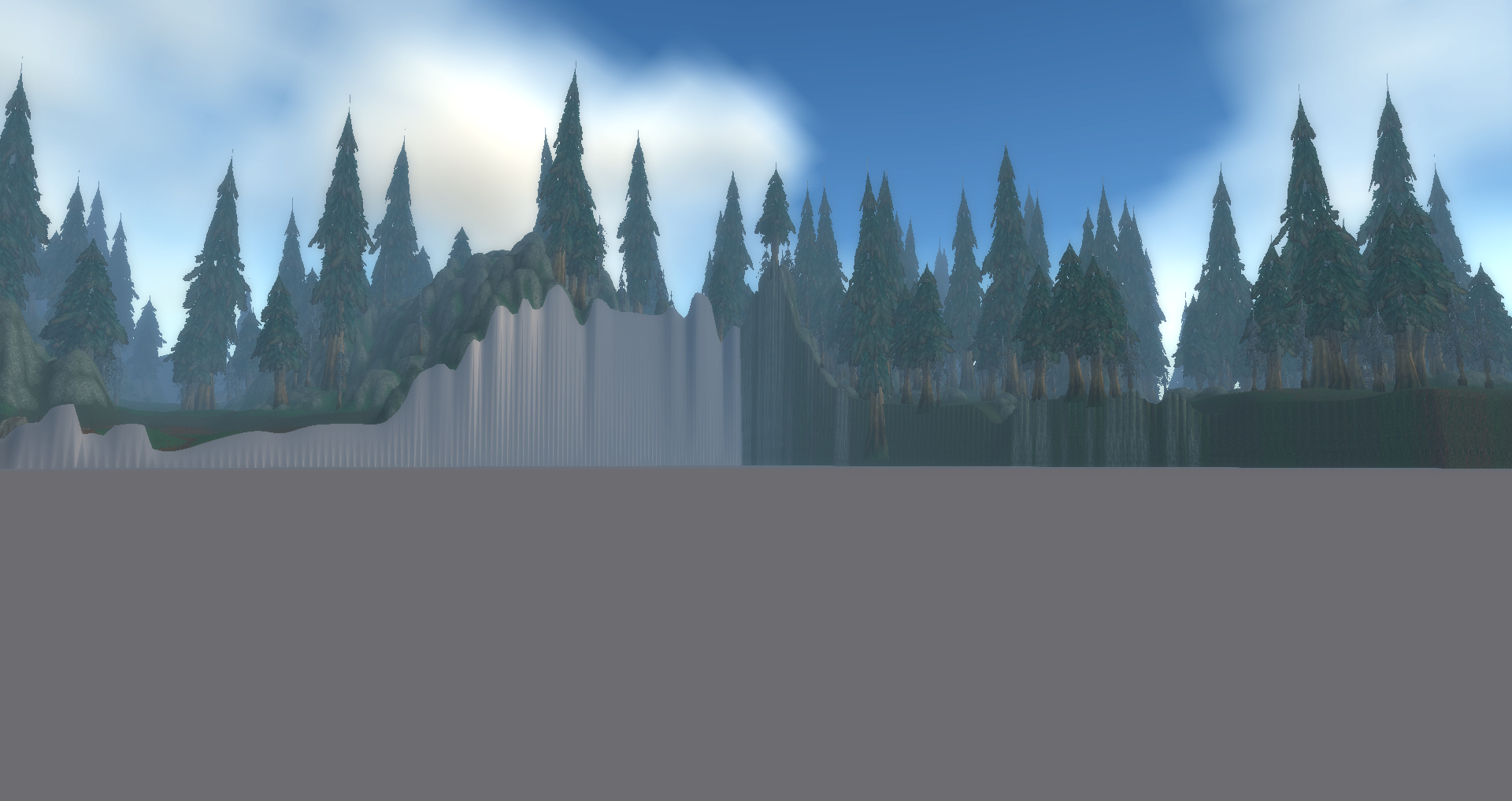Shadowfang Keep untextured area