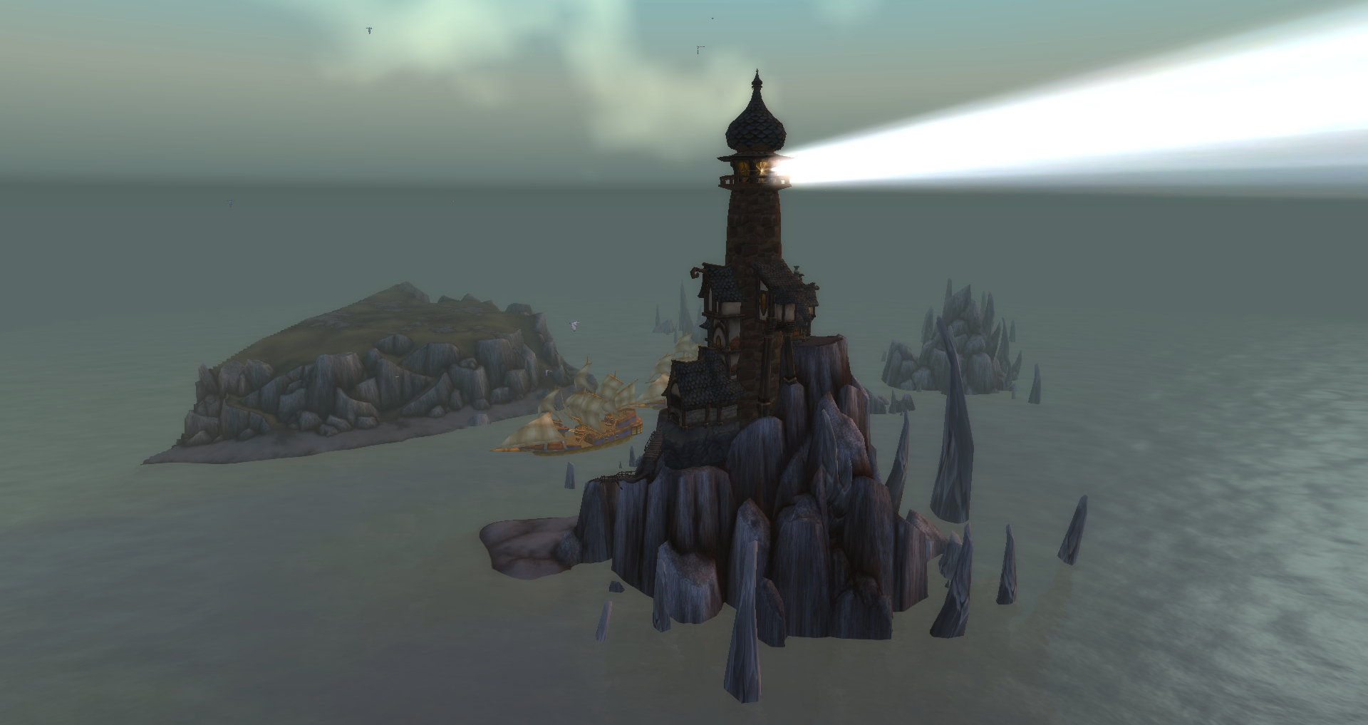 shadowfang keep lighthouse