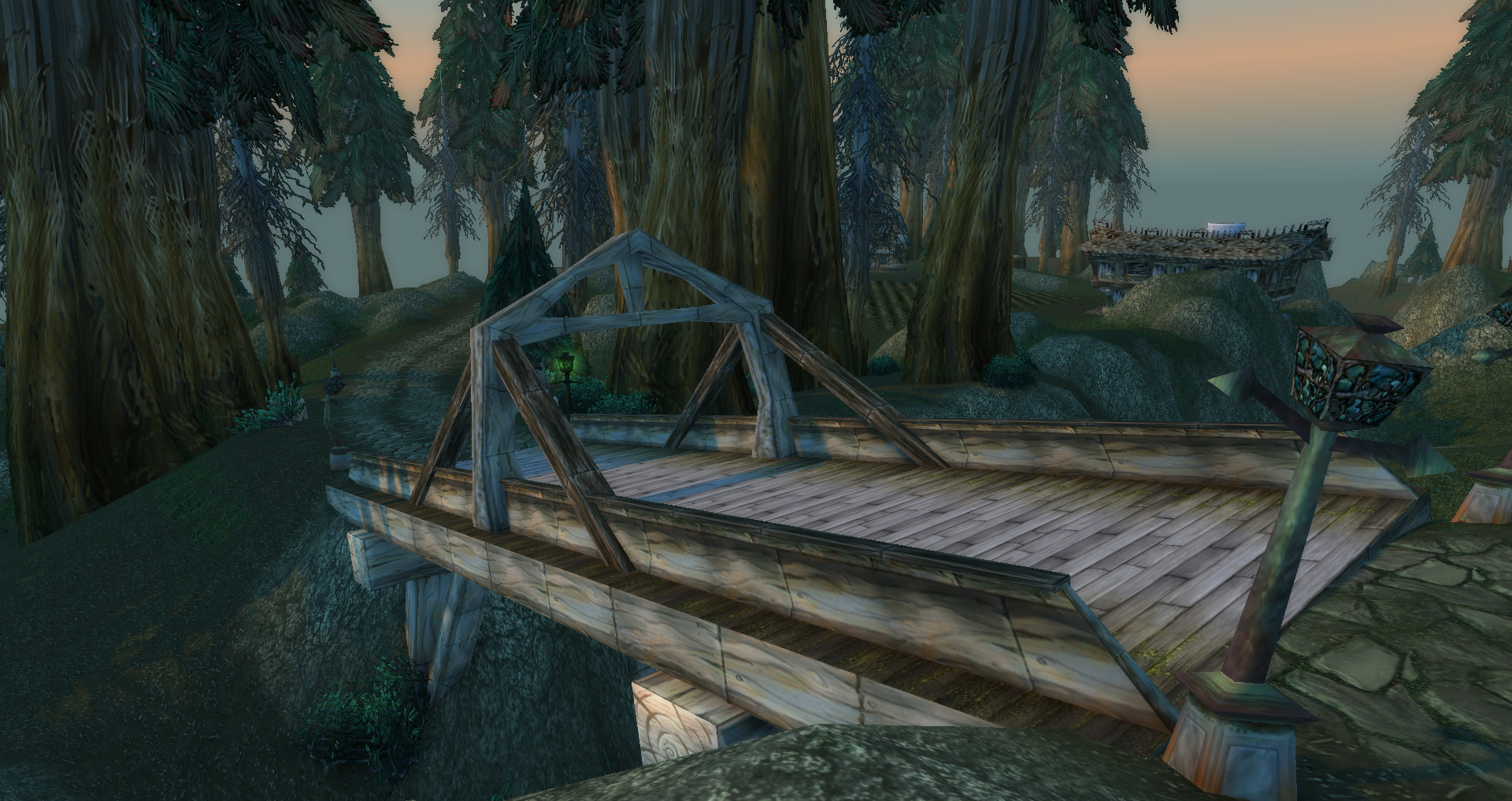 Shadowfang Keep Bridge