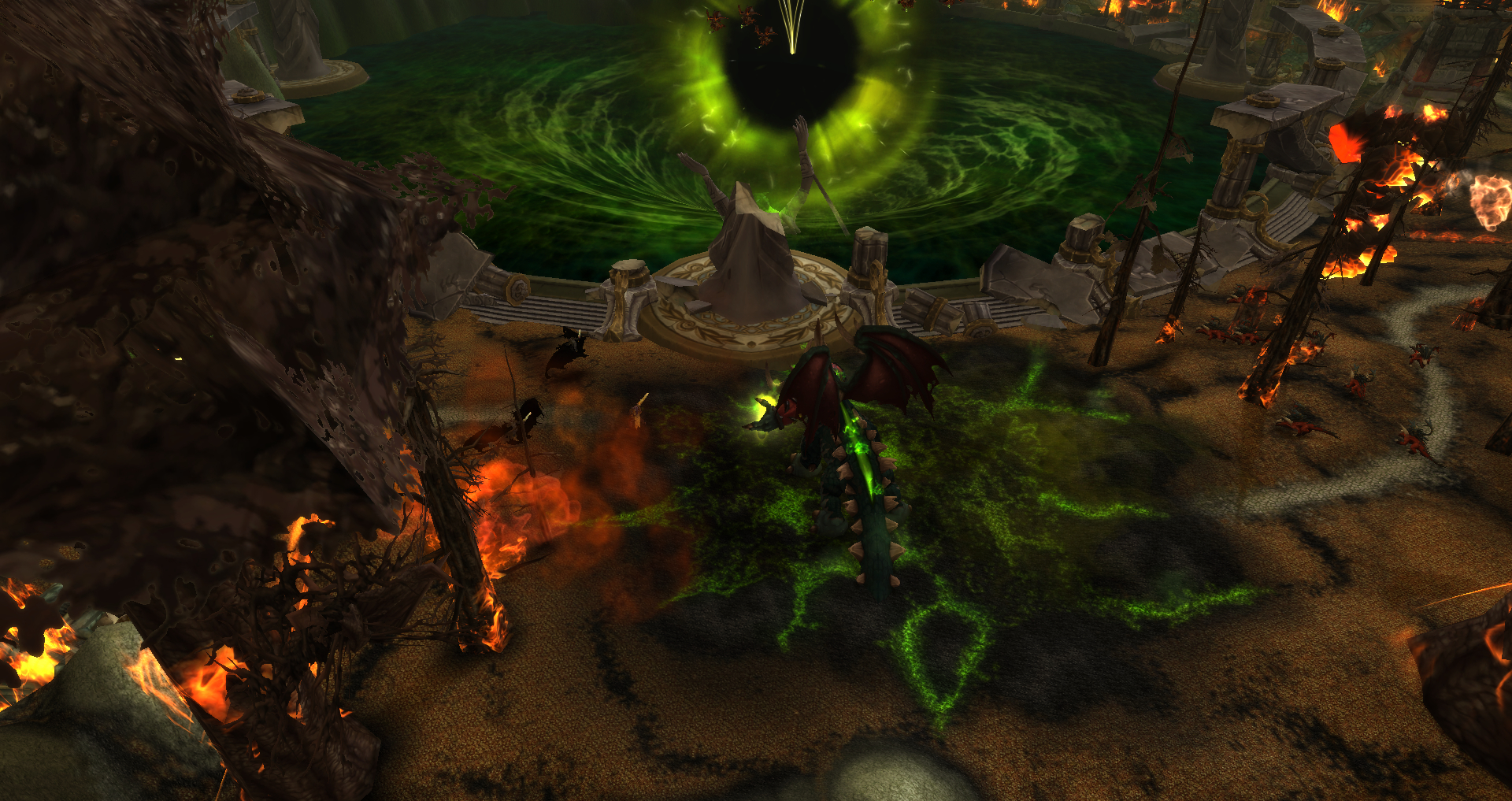 well of eternity mannoroth and varo'then