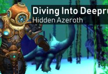 Diving into the depths
