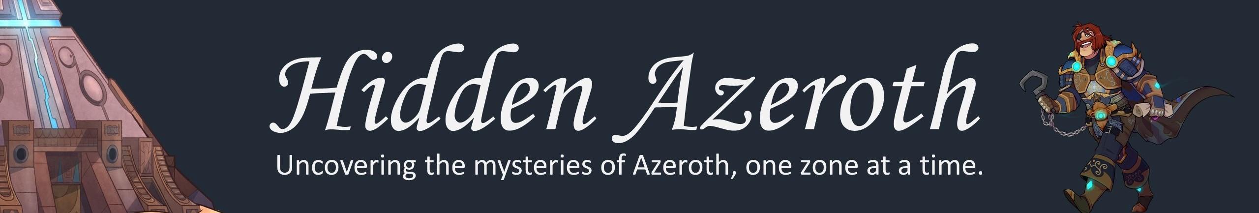 Hidden Azeroth