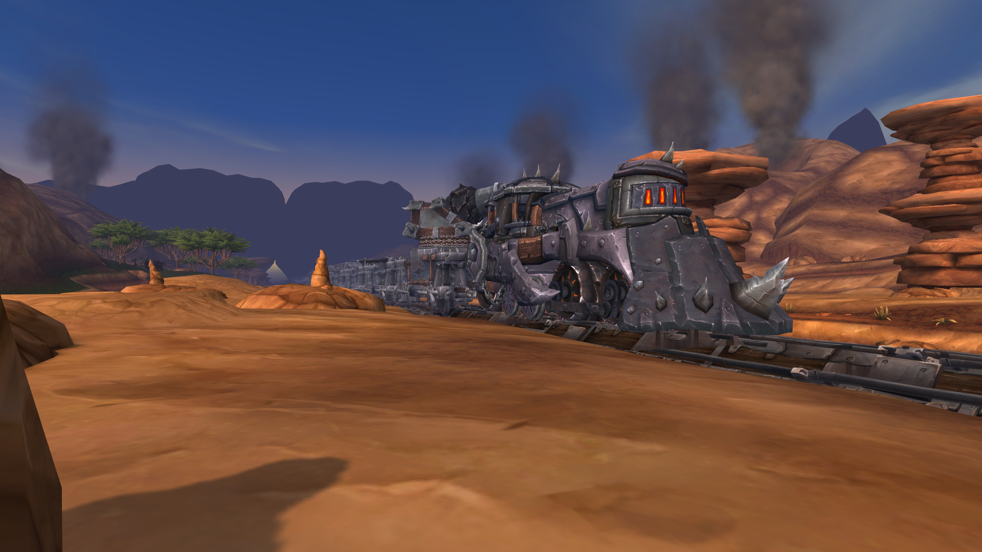 grimrail train